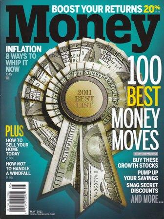cover of Money magazine