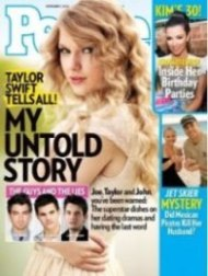 People Magazine Cover