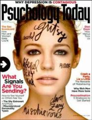 cover of psychology today magazine