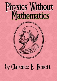 Physics Without Mathematics