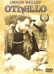 Orson Wells as Othello