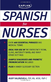 Spanish for Nurses God