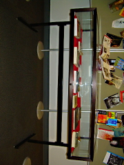 Long View of the Display Case