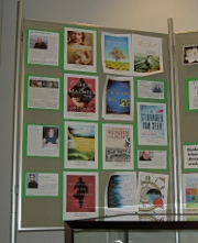 Left Panel for the Townsend Prize 2012 display