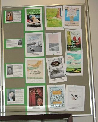 Right Panel for the Townsend Prize 2012 display