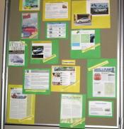 Left panel fo display