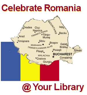 "Celebrate Romania "" Your Library"