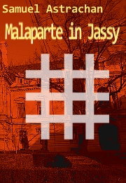 spurious book jacket for Malaparte in Jassy