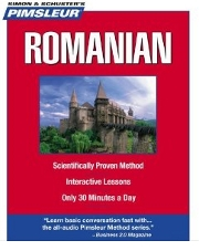 Romanian language CD