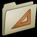 Ruler folder