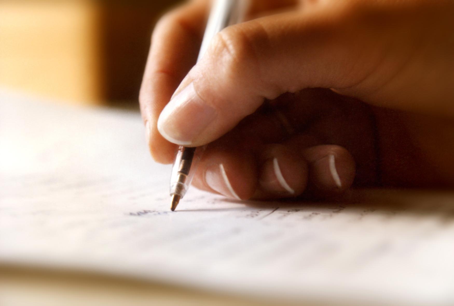 Schrijfproces