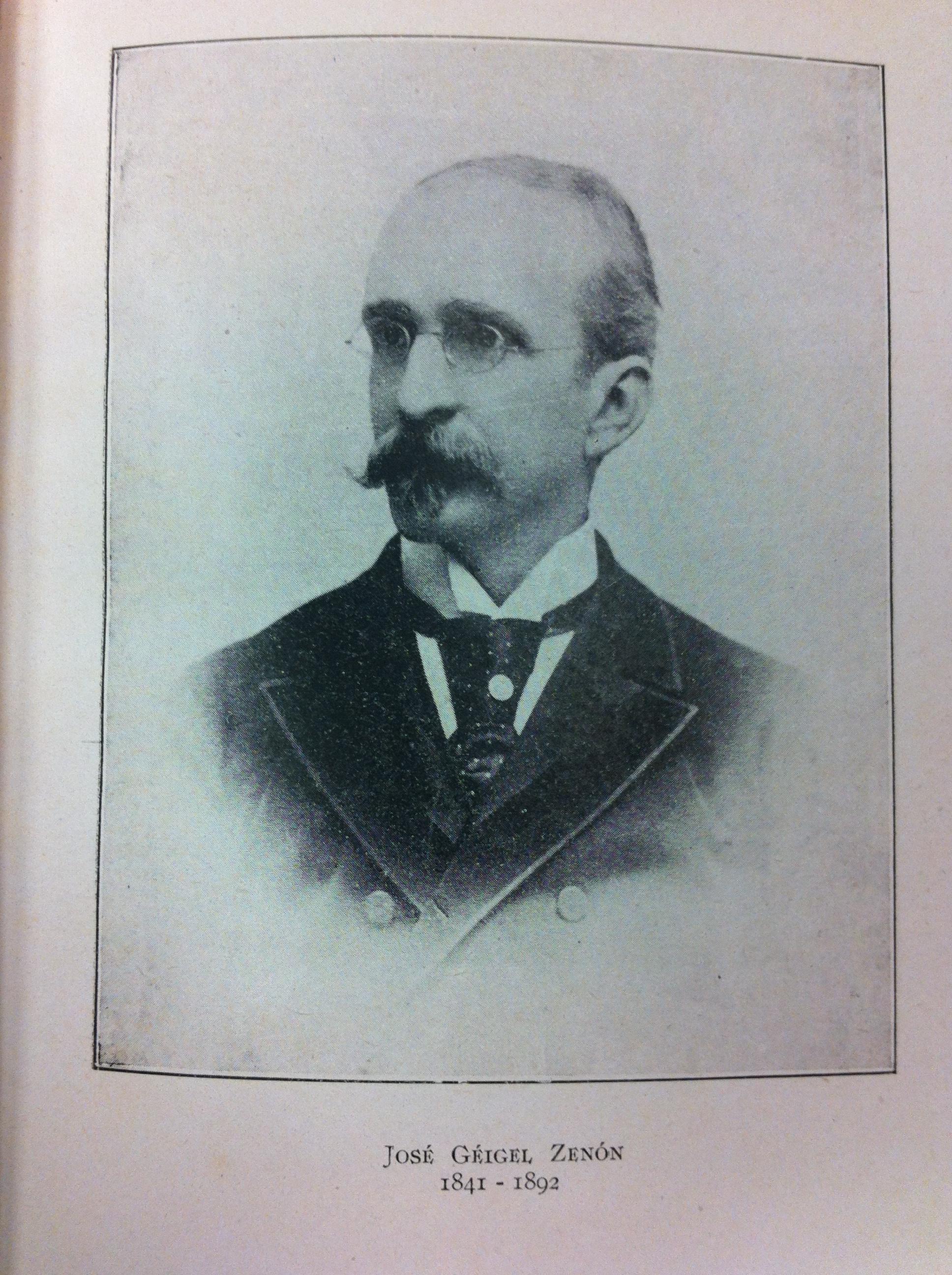 José Geigel Zeón