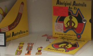 Aboriginal and Torres Strait Islander collection; Image source: UniSA Library