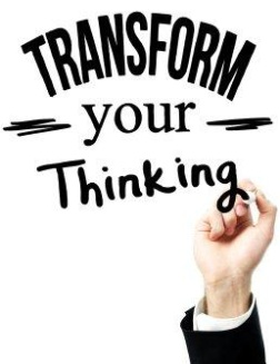 Transform your thinking [Source: iStock photos]