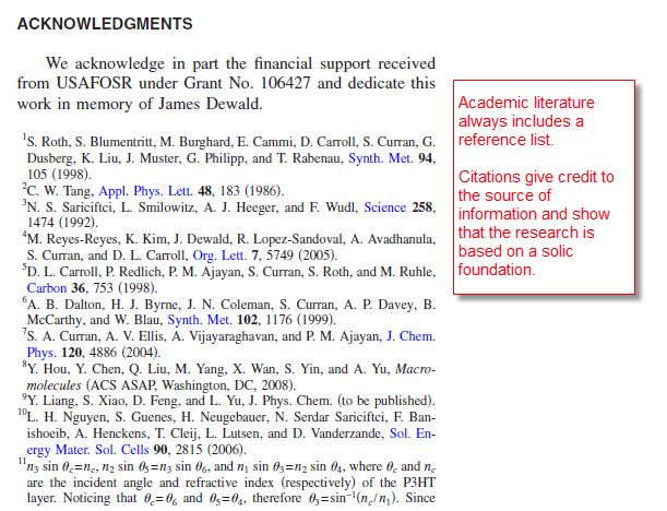 image of the reference page. Notes within the image are written in the text above the image.