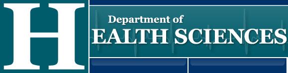 Health Sciences Department logo