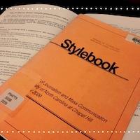 JOMC Stylebook
