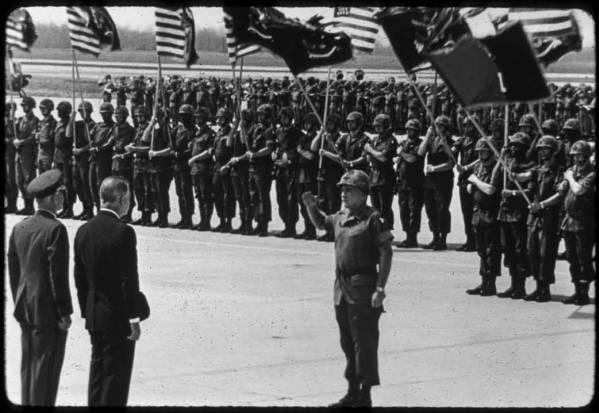 101st Airborne Division Vietnam Homecoming