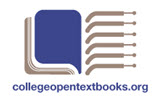 College Open Textbooks logo
