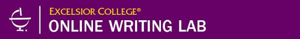 Excelsior College Online Writing Lab logo