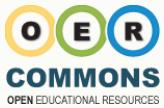 OER Commons logo