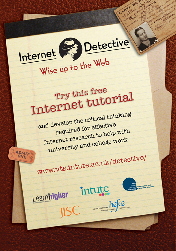Internet Detective poster