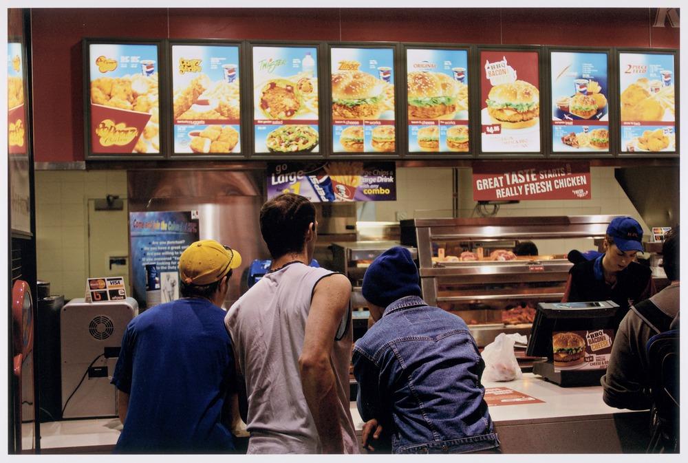 Melbourne eats lunch: Kentucky Fried Chicken, QV Centre, Melbourne