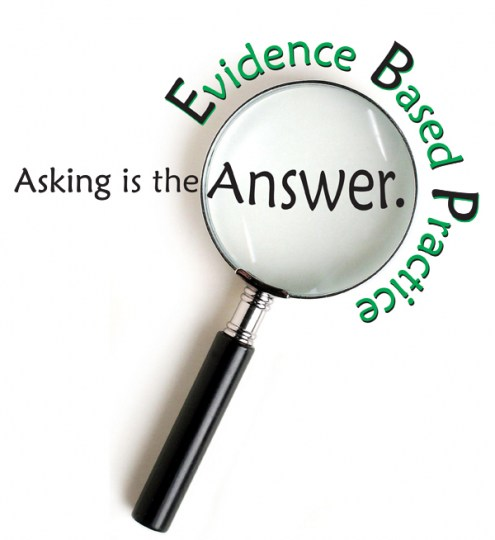Evidence-based graphic