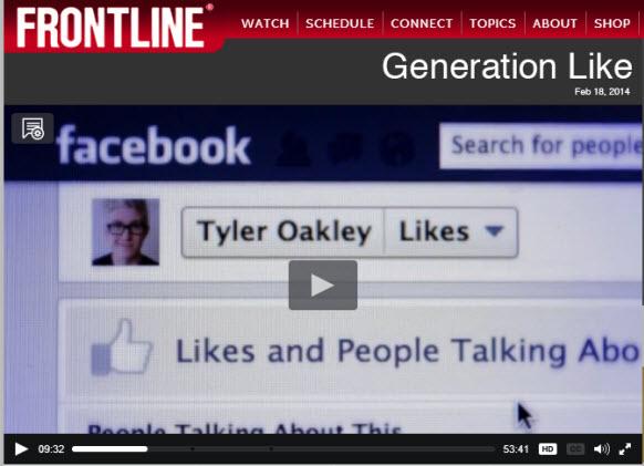 Frontline video Generation Like screenshot