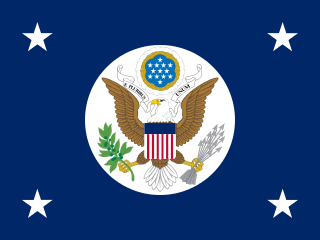 Flag of the U.S. Secretary of State