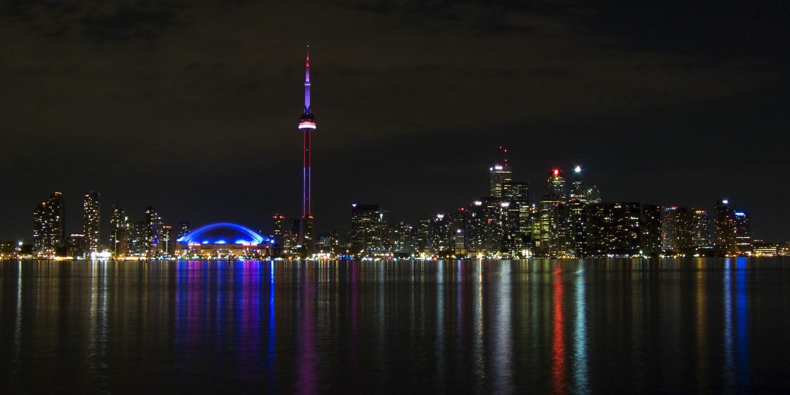 Toronto Skyline, Wikipedia