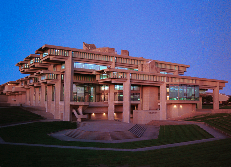 Picture of the Claire T. Carney Library