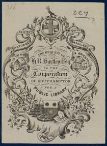 Hartley Bookplate