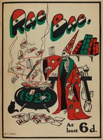 Moagazine cover