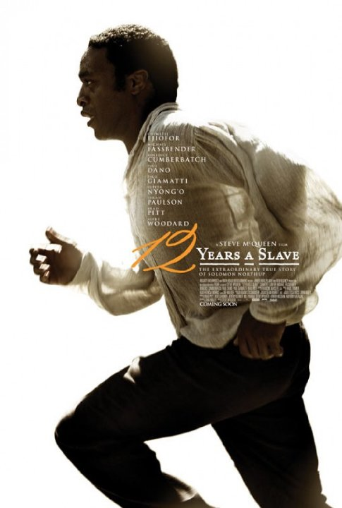 12 Years a Slave movie poster