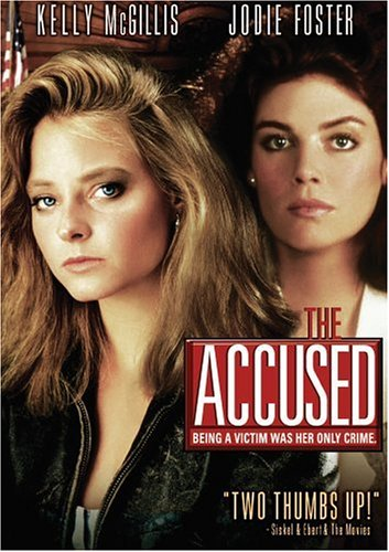 The Accused DVD cover