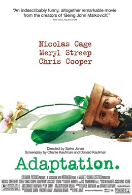 Adaptation. movie poster