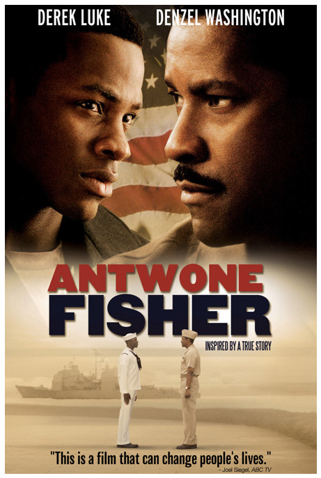 Antwone Fisher DVD cover