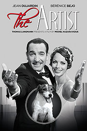 The Artist DVD cover