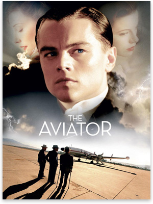 The Aviator promotional image