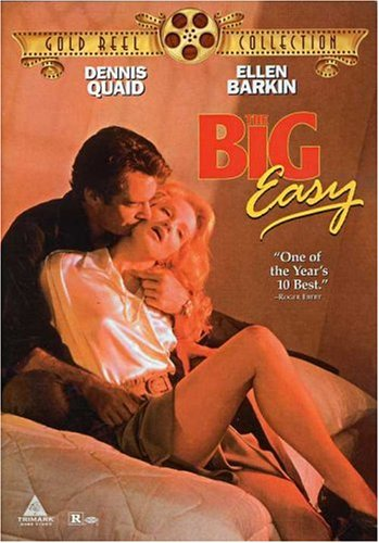 The Big Easy DVD cover