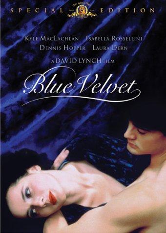 Blue Velvet DVD cover