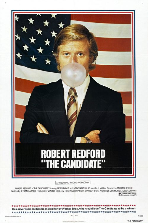 The Candidate movie poster