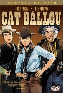 Cat Ballou DVD cover