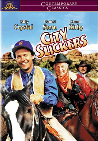 City Slickers DVD cover