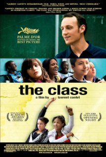 The Class movie poster