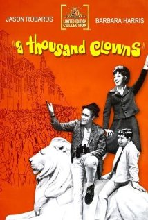 A Thousand Clowns DVD cover