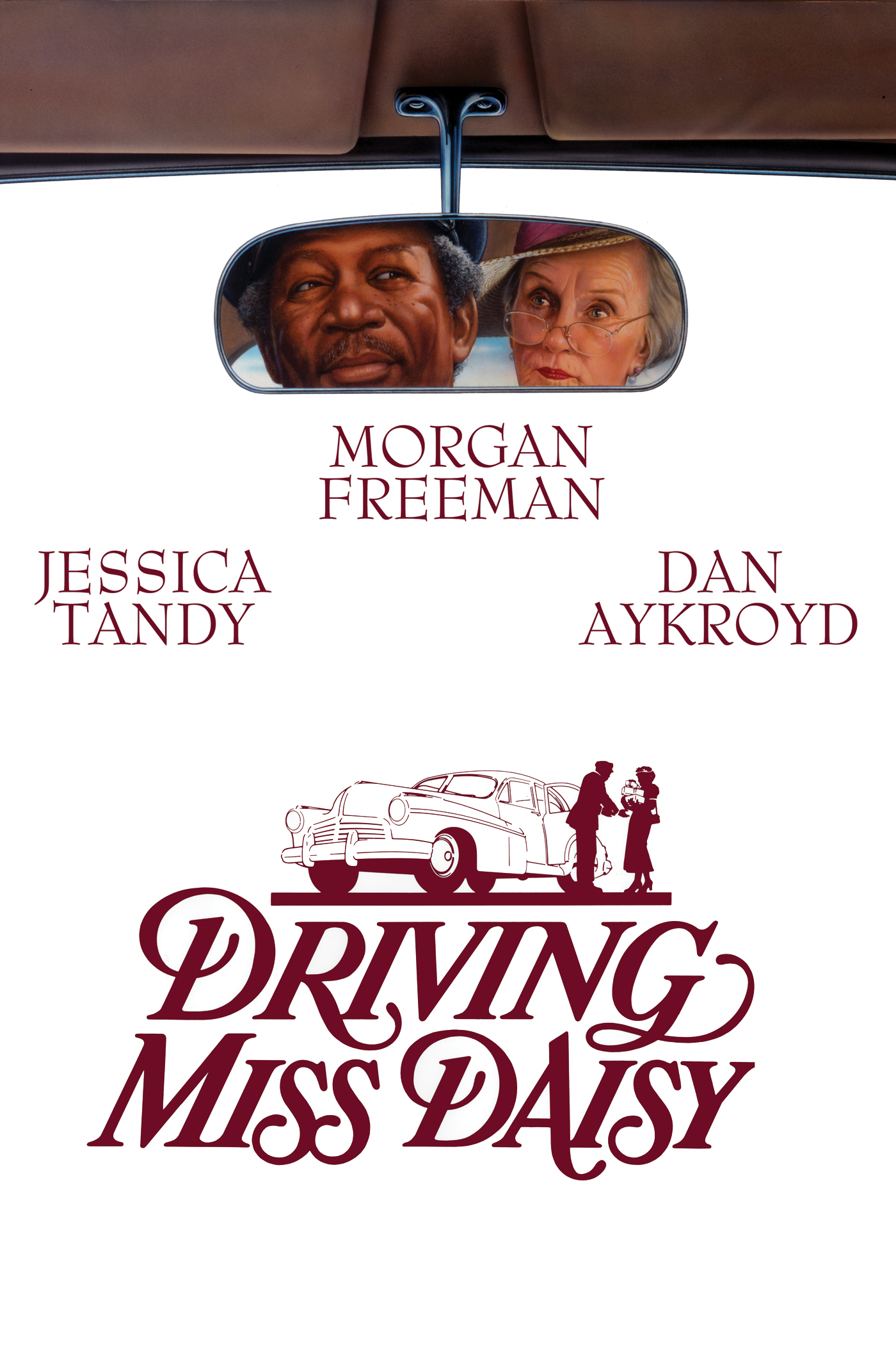 Driving Miss Daisy DVD cover