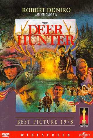 The Deer Hunter DVD cover