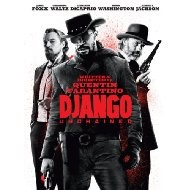 Django Unchained DVD cover